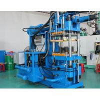Best 300 Ton Horizontal Rubber Injection Molding Machine Cyclic Control For Auto Rubber Components wholesale