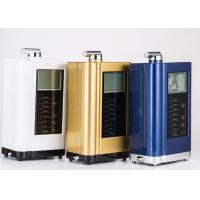 Best 7 Plates Alkaline Water Ionizer 4.5 To 10.0 Ph Value 3.8 Inch Colorful Lcd Screen wholesale