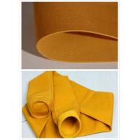 Best P84 Polyimide Air Filter Cloth Material With PTFE Membrane  High Effciency Filtration wholesale