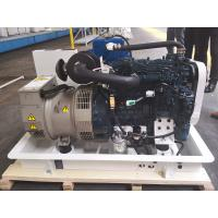 Buy cheap Kubota Generator for Prime Power 18.75KVA from wholesalers
