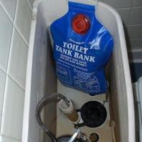 Best Toilet Tank Bank, Easy-to-use for Water Conservation wholesale