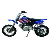 China Blue Body Off Road Motorcycle Motorbikes 50cc 70cc 90cc 110cc 125cc Gas Powered on sale