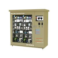 Cheap Personal Earphone Camera Kiosk Machines Shaver Shampoo Automatic Vending Machine for sale
