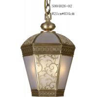 Buy cheap Senior American and European style outdoor lamp, outdoor lamp, outdoor lamp S004026 product