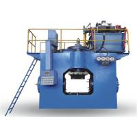 Best 22KW Stainless Steel Elbow Forming Machine Pushing Force 600 - 5000KN Stable Functioning wholesale