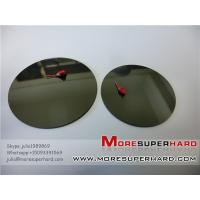 Best 51mm&58MM PCD cutting tool blanks,round shape PCD wafers for cutting aluminum-julia@moresuperhard.com wholesale