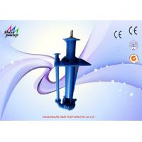 China 65QV - SP Rugged Vertical Shaft Pump / Vertical Sewage Pump 280mm Impeller Dia on sale