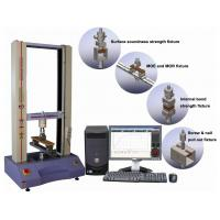 China Wood Compression Test UTM Tensile Testing Machine 50KN Capacity on sale
