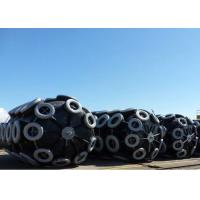 Best EVA Foam Filled Fenders With Chain And Net For Oceam Platform With Chain And Tyre Net wholesale