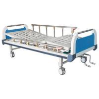 China Two-crank movable bed with ABS hanging bed head/foot board on sale