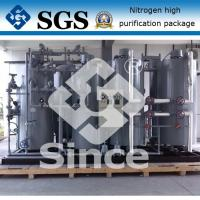 Best PSA Generation Gas Purification System , Gas Filtration System 100-5000Nm3/h wholesale