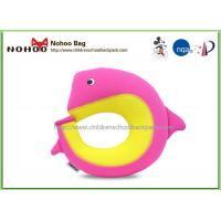 Best Customized Dolphin Kids Neck Pillow Travel To Reduce Neck Pressure wholesale
