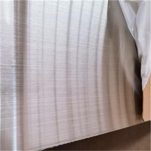 Best NO.4 304 2mm Brushed Stainless Steel Sheet 20 Gauge 0.036 12 X 5 wholesale