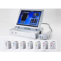 Best 4Mhz Cartidges Frequency Hifu Body Slimming Machine Non Invasive With 3D Technology wholesale