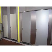 Best easy to clean Stainless Steel Toilet Cubicle Partition with Hardware wholesale