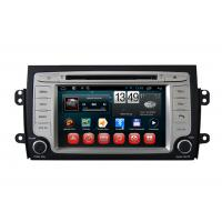 Buy cheap Android Car Stereo Bluetooth Receiver Suzuki Radio navigation system SX4 2006 2011 product