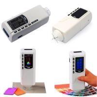 China Precision Colour Difference Meter 8mm Aperture 45/0 Optical Structure NR145 on sale