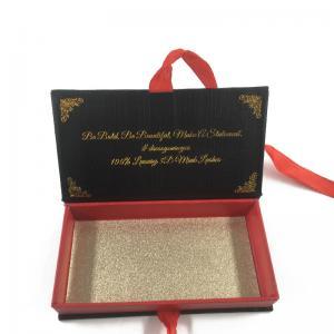 Best Custom Cosmetic Packaging Cardboard Rigid Box/Gift Packing Box wholesale