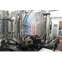 Best 8000-15000bph Plastic Bottle Filling Machine For Fruit Flavor Milk wholesale