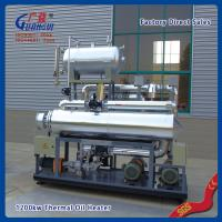 China industrial hot oil circulation heater,150KW industrial hot oil circulation heater on sale