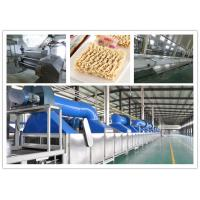 Best Customizing Non-Fried Instant Noodle production Line for drying Noodle Machinery wholesale