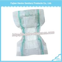 Best High Absorption Breathable PE Film Women Wet Diapers wholesale