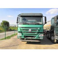 China 6 * 4 371hp Liquid Tank Truck 21cbm For Hazardous Chemicals Transportation on sale