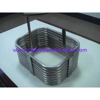 Cheap Grade TP304/304L and TP316/316L Stainless Steel Seamless Coil Tube Pickled / for sale