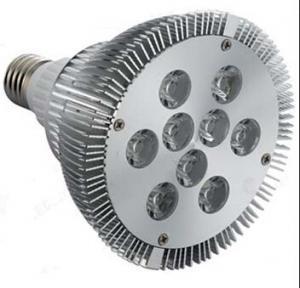 China 9W high power PAR38 Led spotlight on sale