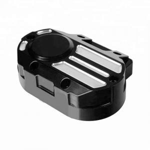 Best Anodized Black Precision Machined Parts , CNC Machined Aluminum Parts / Coponents wholesale