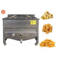China 55L Oil Capacity Chips Deep Fryer Machine Fried Chicken Machine With CE Certification on sale