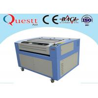 Best 1000 mm/S CNC Laser Engraving Machine 100W  Water Cooling For Stone / Wood wholesale