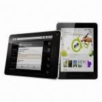 Best Handheld Tablet PC with 1,024 x 600 Pixels Resolution, Measures 262 x 166 x 23.5mm wholesale