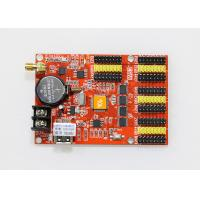 China Small Wifi Wireless Digital Scrolling Led Display Controller Card 1024x64 Dots on sale