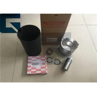 Best Isuzu Diesel Engine Liner Kit , Piston , Piston Ring For 4HK1 wholesale