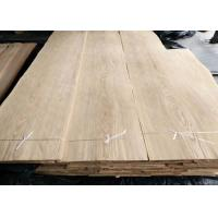 Buy cheap Environmental Natural Crown Cut Elm Wood Veneer Sheet With 0.5mm Thickness from wholesalers