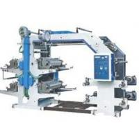 Best 2 / 3 / 4 Color High Speed Flexo Printing Machine For Woven Sacks Simple Operation wholesale