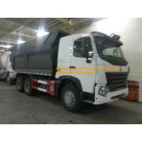 Best A7 Sinotruk 6x4 U Type 20m3 Sand Tipper Truck 40-50t Load Capaicty Lhd 10 Tires wholesale