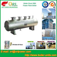 Buy cheap Gas Steam CFB Boiler Drum Water Heat Non Pollution Boiler Equipment from wholesalers