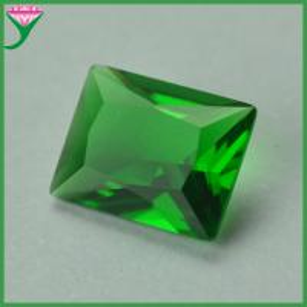 details of wholesale bulk green color rectangle shape