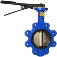 Best Lug Style API609 Electric Actuated Butterfly Valve wholesale