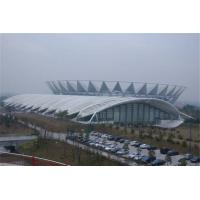 Buy cheap Membrane Building Shade Tension Fabric Structures For Outdoor Stadium / Pubilc Areas product