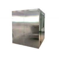 Best H14 HEPA 25m/S Air Shower Clean Room For Biology Laboratory wholesale