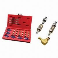 Best Injector Adaptor Set with Quick Release Adaptors, Ideal for A/C, Fuel, Diagonstic wholesale