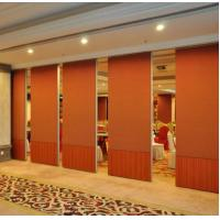 Best Banquet Hall / Hotel Ceiling System Acoustic Room Dividers 85 mm Thickness wholesale
