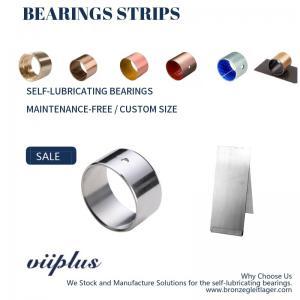 Best White Metal Bearing & Bimetallic Bushings Strips Steel with AlSn20Cu wholesale