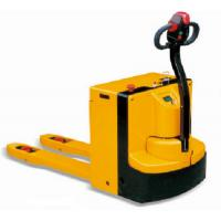 Best Compact High Tensile Steel Electric Pallet Truck 1000kg - 3500kg With AC Driving Motor wholesale