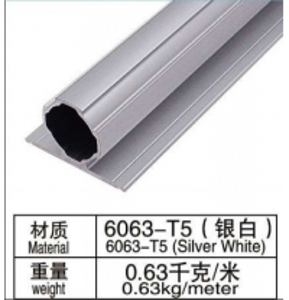 Best Logistic Rack Aluminum Tube Pipe 6063-T5 AL-K 28mm wholesale