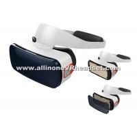 Best Anti Blue Film Lens Smartphone Virtual Reality Headset 4.5 Inch Screen wholesale
