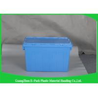Best Standard Plastic Attached Lid Containers Foldable Large Distribution For Industry wholesale